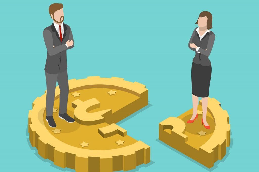 Can digitzation close the gender pay gap